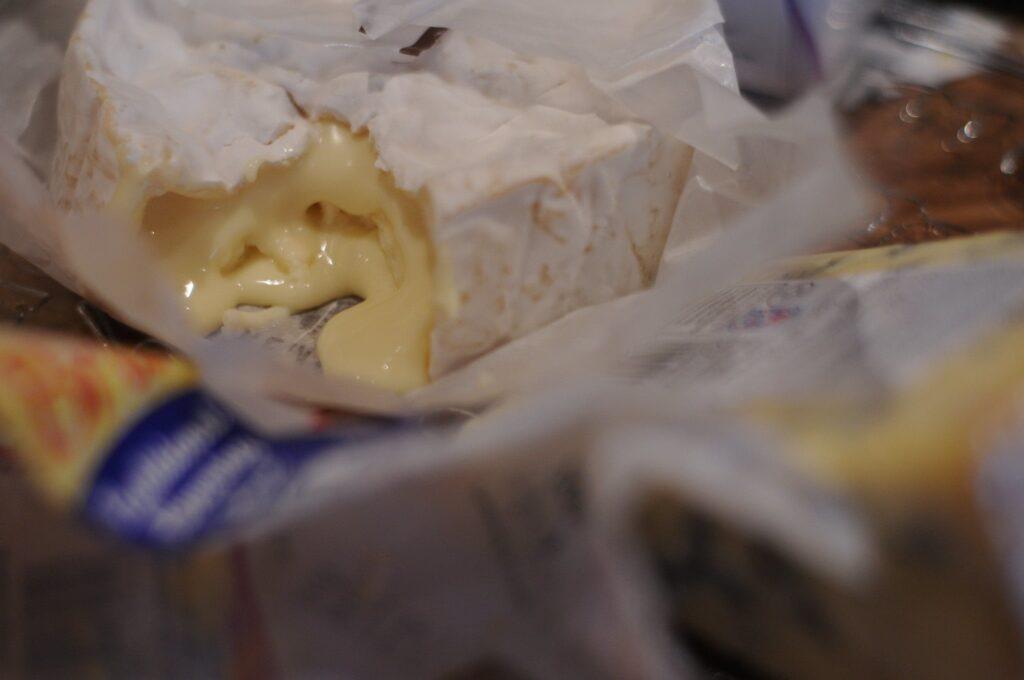 livraison de fromage en ligne de mire
