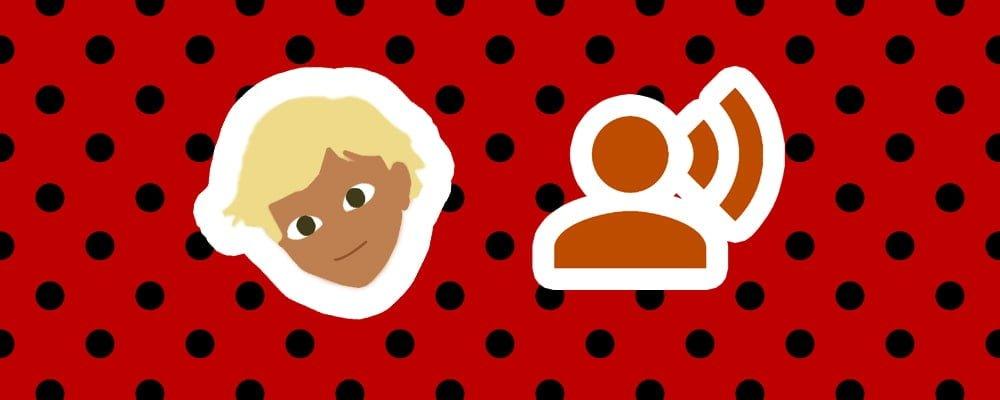 Qui fait la voix d'Adrien ? Miraculous