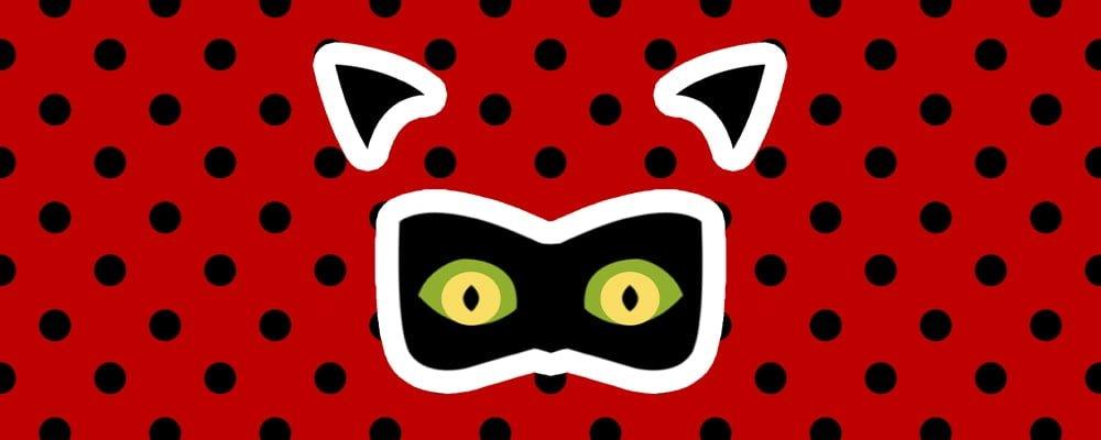 Le personnage de Chat Noir Miraculous
