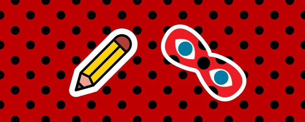 Comment colorier facilement un dessin de Ladybug ? Miraculous
