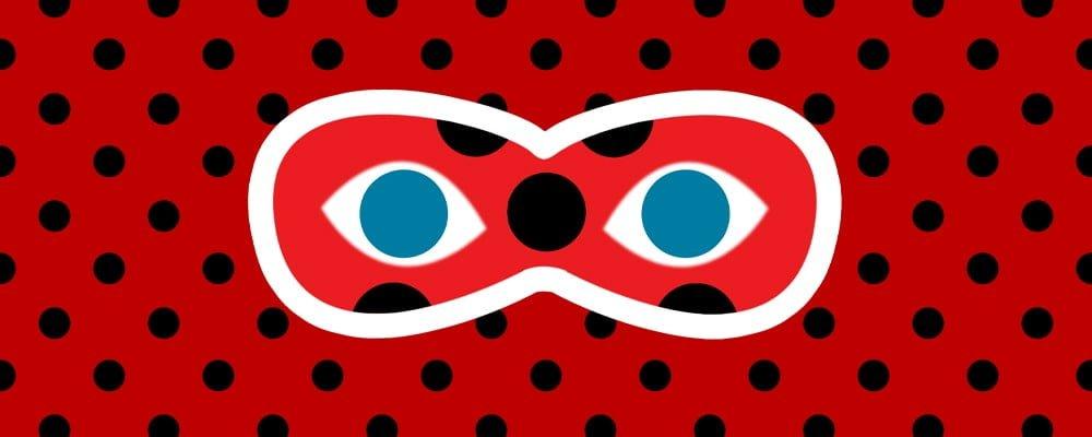Le personnage de Ladybug Miraculous