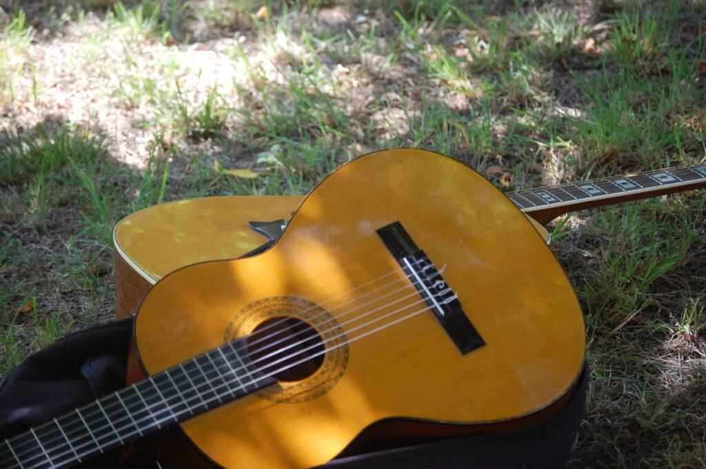 couple guitare