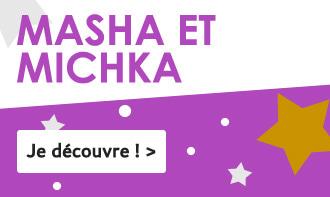 jouet masha et michka