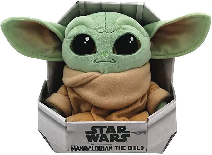 Peluche Grogu Bebe Yoda